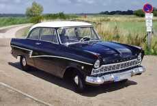 Ford Taunus 17m P2 de Luxe