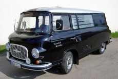 Barkas B1000-1 Leichenwagen