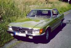 Mercedes-Benz 280 SLC C107