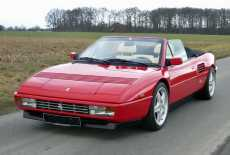 oldtimer ferrari 348 tb von 1991 mieten 5302 film. Black Bedroom Furniture Sets. Home Design Ideas