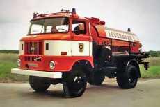 IFA W50 AL Feuerwehr