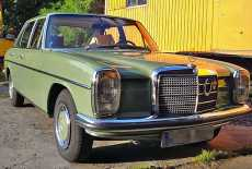 Mercedes-Benz 200 Strich 8
