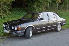 BMW 735i Executive