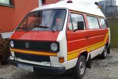 VW T3 Krankentransporter