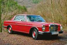 Mercedes-Benz 250 C Strich 8 Automatic