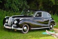 BMW 501 Barockengel V8