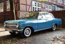 Opel Olympia Rekord AL