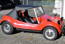 VW Buggy Karmann GF