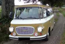 Barkas B 1000 Bus