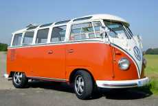 VW T1 Samba Bus
