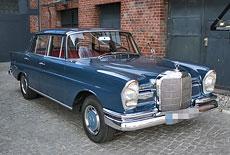 Mercedes-Benz 220 Sb Heckflosse