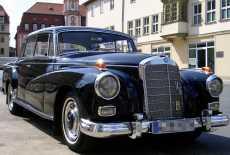 Mercedes-Benz 300 Adenauer