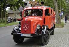 Mercedes-Benz L1500 S Feuerwehr