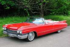 Cadillac Convertible Series 62