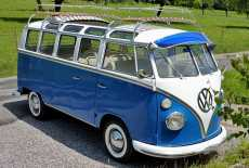 VW T1 Bus Samba