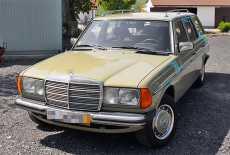 Mercedes-Benz W123 300 TD Turbodiesel
