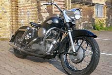 Harley Davidson Sportster Police XLB