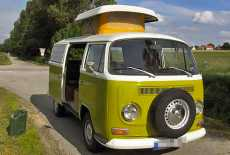 VW T2 Camping Bus Westfalia