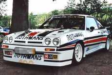 Opel Manta 400 Rallye