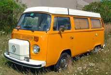 VW T2 Campingbus Westfalia Berlin