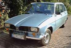 Renault R16 TL