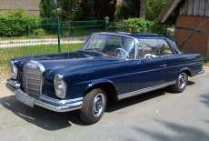 Mercedes-Benz W111 Coupé