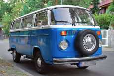 VW T2b Bus