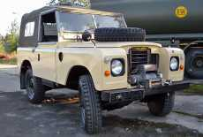 Land Rover 88 S3