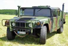 AM General HMMWV Hummer H1 Humvee