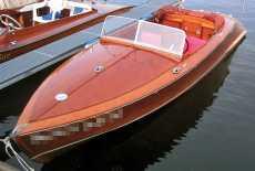 Wilhelm Besmer Motorboot