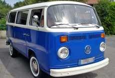 VW T2 Bus Bulli