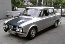 Alfa Romeo Giulia Nuova Super