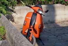 Vespa T5