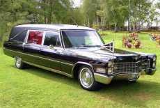 Cadillac  Leichenwagen 1966