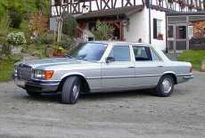 Mercedes-Benz 450 SEL BR W116