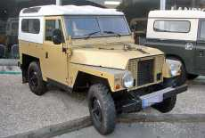 Land Rover 88 Serie 3 Light Weight