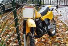 Suzuki RM 465 Moto-Cross