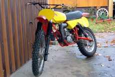 CZ 125 Typ 516 Moto-Cross