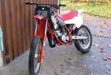 CZ 125 Typ 519 Moto-Cross