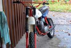 CZ 250 Typ 980 Moto-Cross