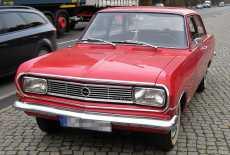 Opel Rekord B