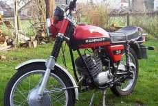 Zündapp KS 125 Sport