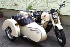 Moto Guzzi Nouvo Falcone Militare