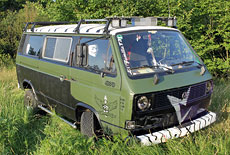 VW T3 Bus Syncro (4WD)