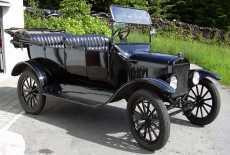 Ford T Tourer
