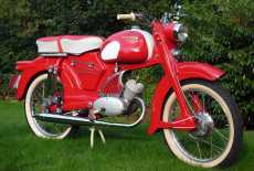 Zündapp Falconette KS50