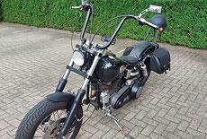Harley Davidson FXWG
