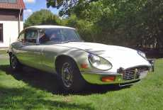 Jaguar E-Type Coupe Serie 2