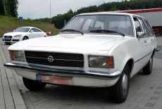 Opel Rekord 1900 Caravan