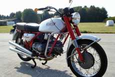 Moto Guzzi Falcone Civil